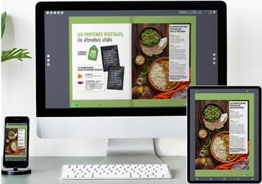 Catalogue virutel compatible smartphones et tablettes