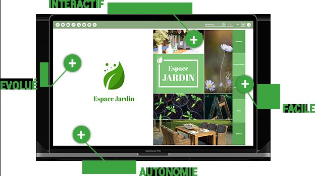 e-catalog facile à réaliser, dynamique et efficace !
