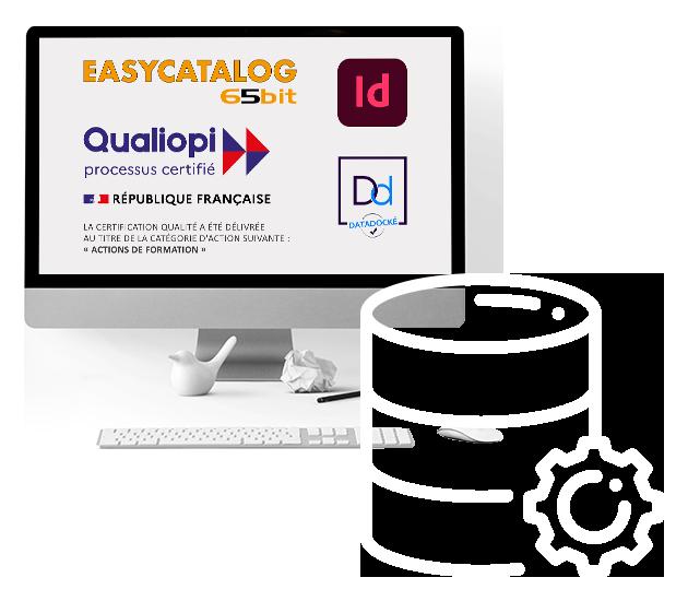 formation gestion de données qualiopi datadock easycatalog