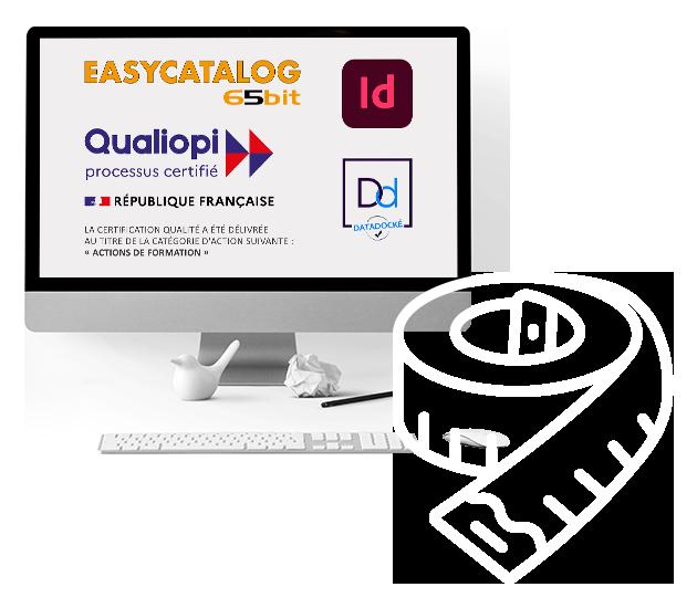 formation easycatalog indesign qualiopi datadock