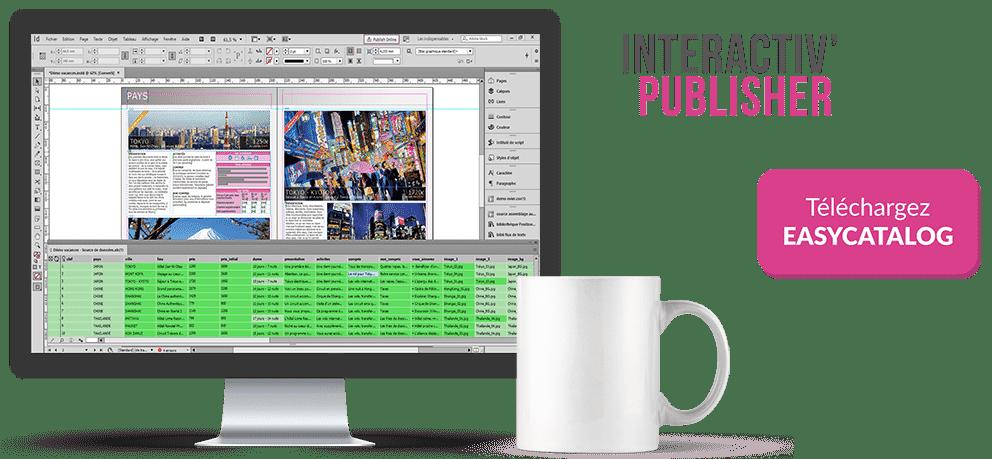 Interactiv' Publisher - Télécharger EasyCatalog