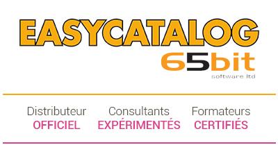Distributeur / Vendeur officiel EasyCatalog