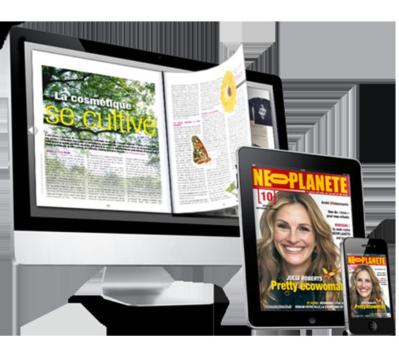Catalogues interactifs sur mobiles, smartphones et tablettes